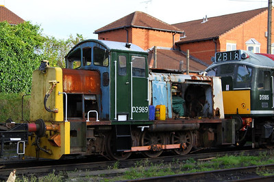 D2989 in Loughborough  08/09/12