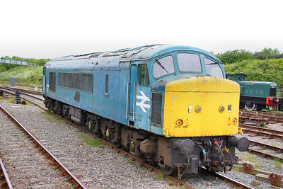 46010 in Ruddington 15/05/11