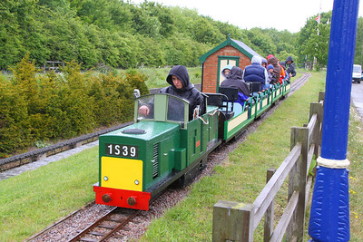Ruddington Miniature Railway 15/05/11