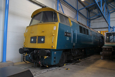 D1023 in York NRM  06/06/12