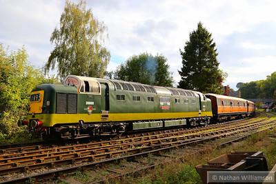 2014 - Severn Valley Railway
