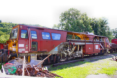 DR73274 stabled in Staverton 28/08/11