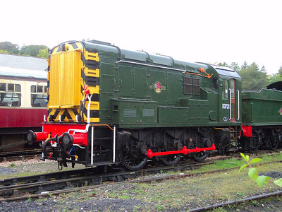 D3721 in Buckfastleigh 27/09/11