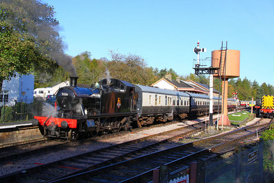 D3721 in Buckfastleigh 28/10/11