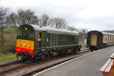 D8110 runs round in Totnes Littlehempston  08/04/12