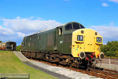 D6737 uncouples from the: 15:30 Buckfastleigh to Totnes Littlehempston  14/09/13