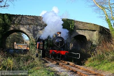 3205 steams under Hood Bridge 08/12/14  Watch the video at: http://youtu.be/2_u2J7T_2dg