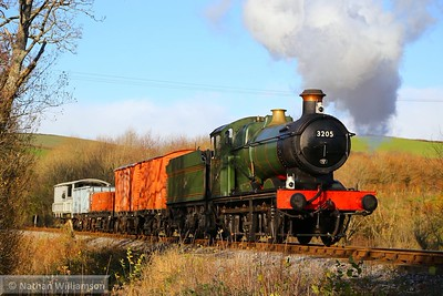 3205 on Caddaford Curve 08/12/14  Watch the video at: http://youtu.be/2_u2J7T_2dg