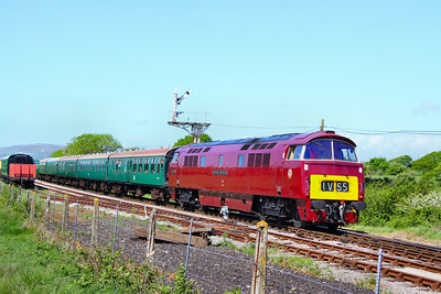 D1062 arrives into Harmans Cross on the: 1H03 11:30 Norden to Harmans Cross 08/05/11