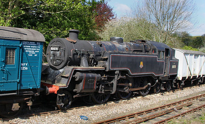80078 stored at Corfe Castle  12/05/12