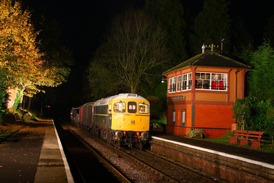 33048 in Crowcombe Heathfield 12/11/11