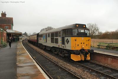 31271 at a grey Kingscote