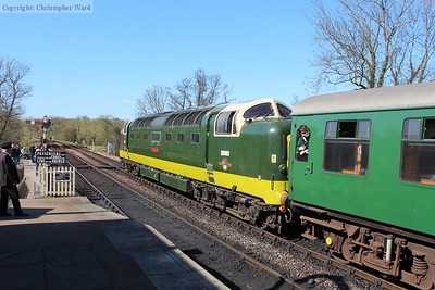 The Deltic in the heart of the Sussex countryside