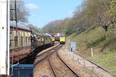 Deltic magic in deepest Sussex
