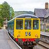 Class 104 DMU at Glyndyfrdwy