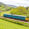 Class 104 near Glyndyfrdwy