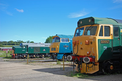 Midland Railway Butterley June 2011