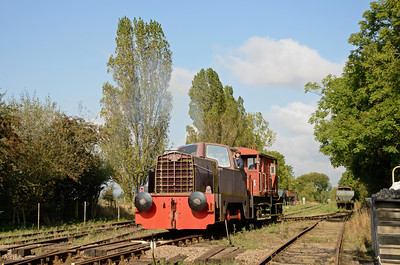 RbR Diesels Diggers and Dumpers 2014