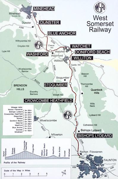 WSR Map