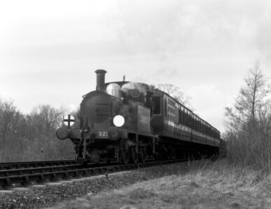 Bluebell Railway (Then and Now)