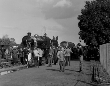 Great Western Society Open Days at Taplow 1965 & 1966