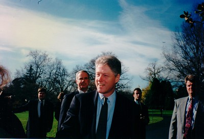 The White House, 1994