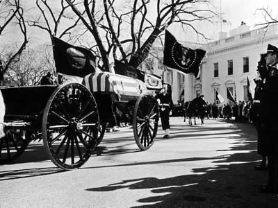 President Kennedy Funeral 1963