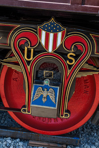 President Lincoln Funeral Train Car 0092