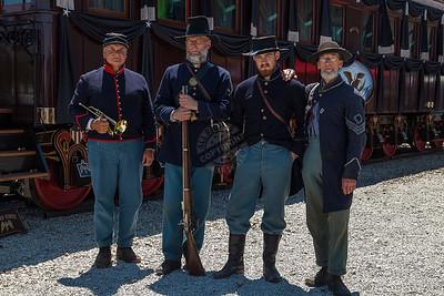 President Lincoln Funeral Train Car 0047