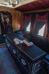 President Lincoln Funeral Train Car 0148