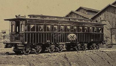 Circa 1865 possible Chicago
