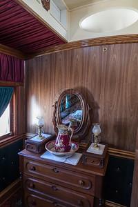 President Lincoln Funeral Train Car 0205