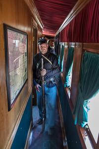 President Lincoln Funeral Train Car 0230