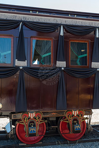 President Lincoln Funeral Train Car 0060