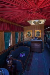 President Lincoln Funeral Train Car 0234