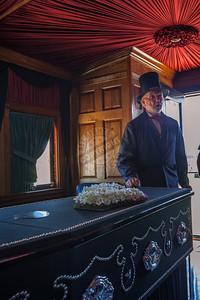 President Lincoln Funeral Train Car 0188