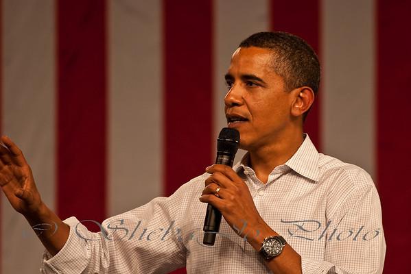 President Obama in Grand Junction, Colorado