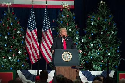 President Trumps Visit STL 11-29-2017