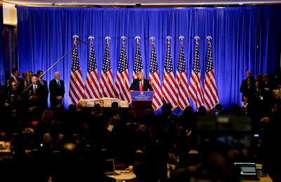 President-elect Donald Trump's press conference