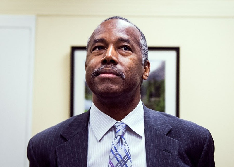Ben Carson says Trump is NOT A Racist https://youtu.be/4uDXiCGVLoc