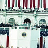 """Ronald Reagan's Inauguration.<br /> <br /> The National Archive / Unwritten Record Blog<br /> <a href=""""https://unwritten-record.blogs.archives.gov/2017/01/10/a-look-at-inauguration-day-through-the-years-inaugural-photographs-and-facts/"""">https://unwritten-record.blogs.archives.gov/2017/01/10/a-look-at-inauguration-day-through-the-years-inaugural-photographs-and-facts/</a>"""