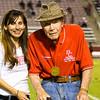 Robert Sheldon with Sonya Christian.