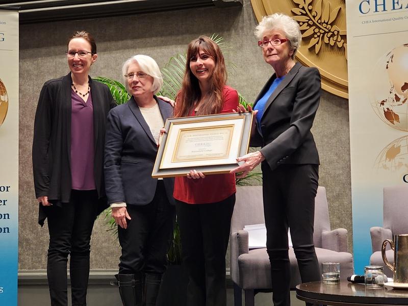 Stephanie Droker, Jean Fuller, Sonya Christian, Judith Eaton