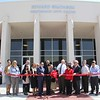 Simonsen Performing Arts Center Ribbon-Cutting; Apr. 21, 2015