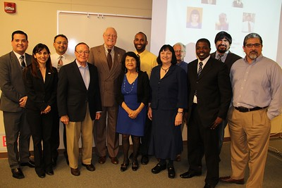 Institute for Social Justice Kickoff; Feb. 17, 2015