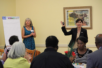 African American Community Leaders' Luncheon, August 2014