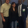 Steven Holmes, Sonya Christian, and Anthony Culpepper presented at the ACBO conference in Monterey on May 24, 2016.