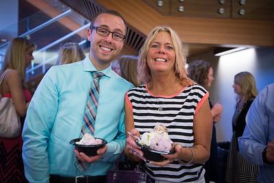 President's Ice Cream Social at COMP-Northwest