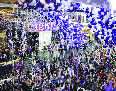 Weber State University 125 Celebration