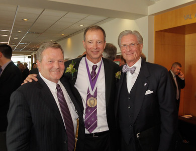 Jerry Stevenson, Chuck Wight, Alan Hall